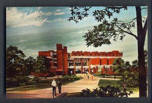 Worcester,Mass/MA Postcard,Clark University/Goddard Library