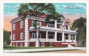 Elks Club Coffeyville Kansas