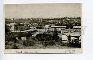 424084 Argentina PARANA vista panoramica Vintage photo Kohlmann postcard