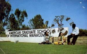 Graduate School of International Management