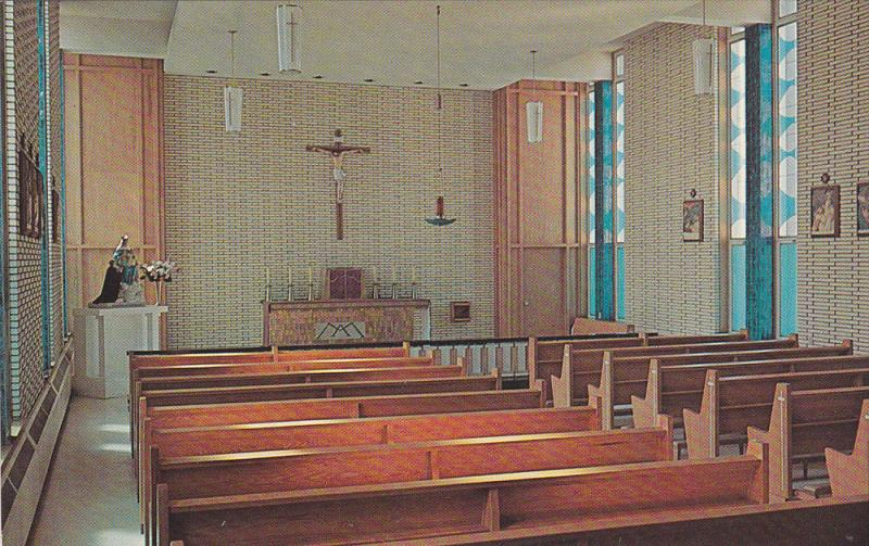Shrine of Mary Queen of All Hearts , MONTREAL , Quebec , Canada , 50-60s