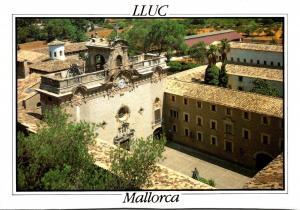 Spain Mallorca Lluc Santuari de Lluc