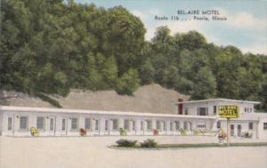 Illinois Peoria Bel-Aire Motel