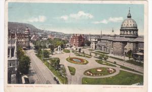 Dominion Square, Montreal, Quebec, Canada, PU-1905