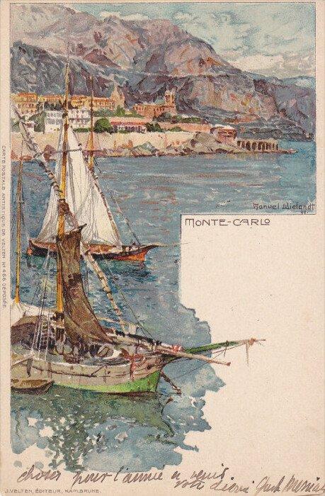 Monaco , MONTE CARLO , 00-10s