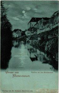 CPA AK Gruss aus Mellrichstadt GERMANY (920299)