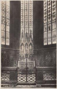 RP: Praha , Czech Republic , 1920-30s ; Chram sv. Vira. Kaple sv. Jana Krtitele