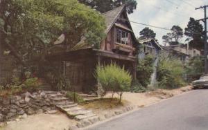 Carmel Swiss Chalet, CARMEL-BY-THE-SEA, California, 40-60s