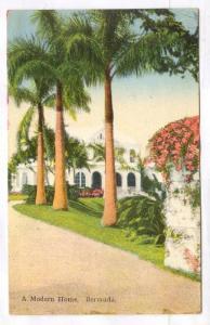 A modern home , Bermuda, 1910s