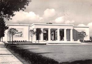 Italy Old Vintage Antique Post Card Sicily, Rome American Cemetery Memorial 1957