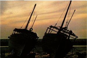PC CPA KUWAIT, THE DHOW, Modern Postcard (B3782)