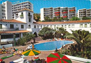Spain Torremolinos Hotel Lloyd Garden & Swimming Pool
