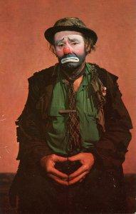 World Famous Clown - Emmett Kelly as Weary Willie
