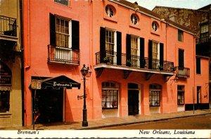 Louisiana New Orleans Brennan's Restaurant Royal Street