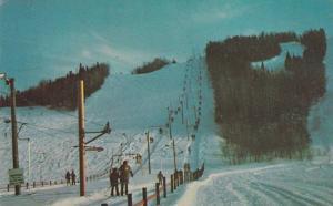 Centre de ski de VAL NEIGETTE , Rimouski , Quebec , Canada , 50-60s