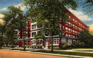 Illinois Chicago Evanston Hotel Curteich