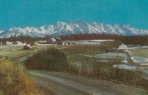 Matanuska Valley , Alaska , 1950-60s