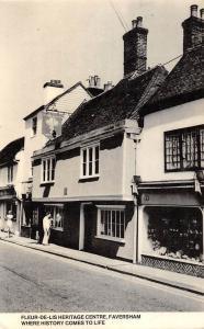 Fleur-de-Lis Heritage Centre, Faversham, Where History Comes to Life
