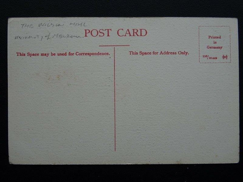 Victoria Melbourne 6 x CARLTON Childrens Hospital & University - Old Postcard