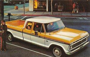 1975 F250 Ranger XLT Supercab Unused