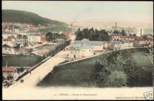 france, EPINAL, Route de Remiremont (ca. 1910)