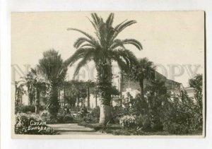 3148301 Abkhazia SUKHUMI Boulevard Vintage photo postcard