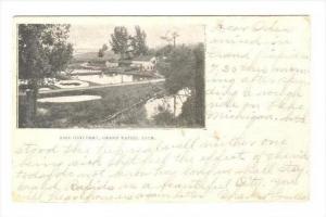 Bass Hatchery , Grand Rapids, Michigan , PU-1905