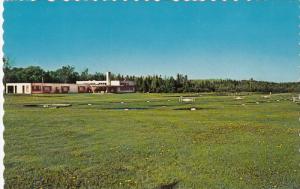 La Pisciculture du Lac Lyster , COATICOOK , Quebec , Canada , 50-60s