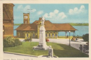 BARRIE , Ont. , 1930s ; Cenotaph