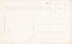 RP; LAREDO, Mexico, 1940's; Cantil De San Vicente, Carretera Mexico-Laredo