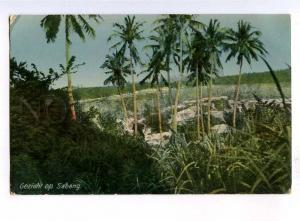 191999 INDONESIA SABANG Vintage postcard