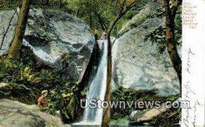 Mission Falls - Santa Barbara, CA