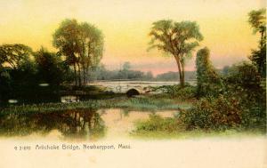 MA - Newburyport. Artichoke bridge