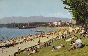 English Bay Beach, VANCOUVER, British Columbia, Canada, 40-60´