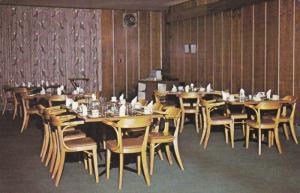 GRAND FALLS, Newfoundland, Canada, PU-1976; Cedar Room, Simwestco Hotel-Motel