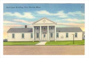 Red Cross Building, Fort Devens, Massachusetts, 1930-1940s