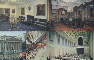Mansion House London Lord Mayor Procession 4x Postcard s