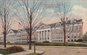 Chestnut Street School Springfield Massachusetts 1915