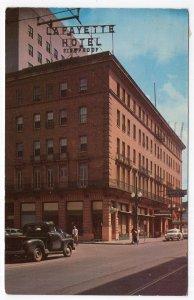 New Orleans, La., The Lafayette Hotel