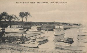 GREENPORT , L.I. , New York, 1900-10s ; The Widow's Hole