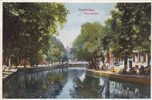 Heerengracht, Amsterdam (North Holland), Netherlands, 1910-1920s