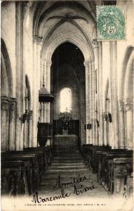 CPA  L'Église de la Villetertre (Oise) (XVI siécle)    (291532)