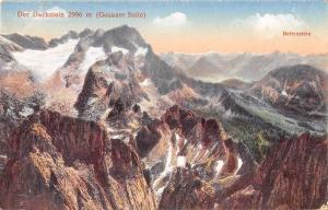 BG38237 der dachstein gosauer seite kettenstein    austria