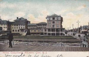 Hotel Chalfonte , Atlantic City , New Jersey , PU-1907