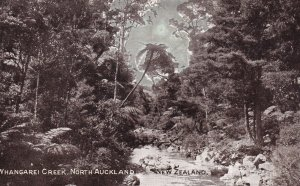 RP; NEW ZEALAND, 1910-1930's; Whangarei Creek, North Auckland