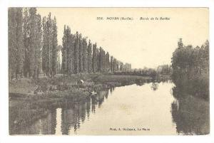 NOYEN (Sarthe) , France , 00-10s ; Bords de la sarthe