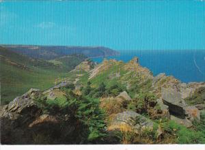 England Lynton The Valley Of Rocks