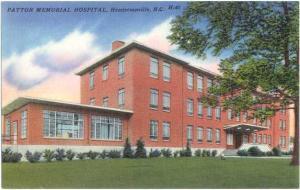 Linen of Patton Memorial Hospital Hendersonville NC