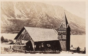 RP; BENNETT , B.C. , Canada , 10-30s ; The Old Church