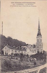 Domremy (Vosges), France, 1900-1910s, La Basilique